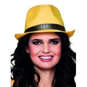 9120d6f6486 Chapeau de déguisement jaune - Comparer 49 offres