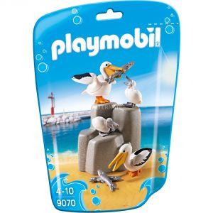 Playmobil 9070 Family Fun : Famille de pélicans
