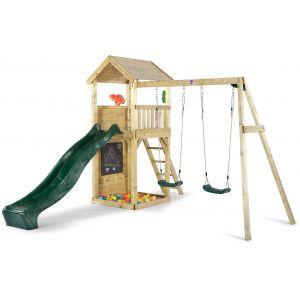 Plum Lookout Tower + balançoire - Aire de jeux