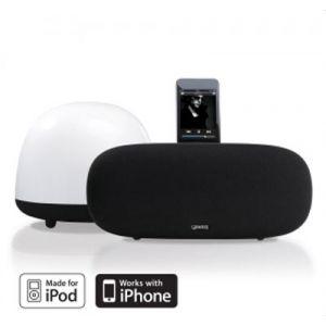 Gear4 PG448 SoundOrb Aurora - Enceintes 2.1 sans fil pour iPhone/iPod