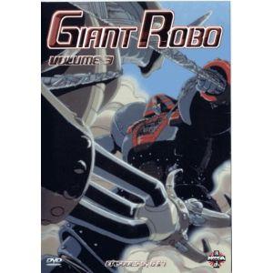 Giant Robo - Volume 3