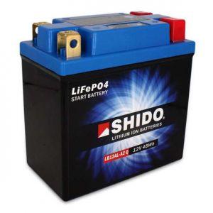 Shido Batterie Lithium LB12AL-A2 = YB12AL-A2
