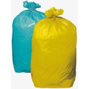 Carton de 200 sacs poubelle 40 microns (110 L)