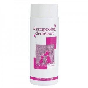 Biocanina Shampooing démêlant pour chiens et chats