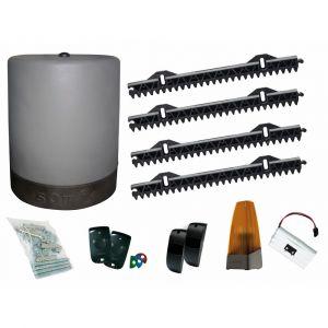Somfy Kit de motorisation de portail coulissant 8mx600Kg maxi Freevia 600
