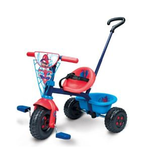 Smoby Tricycle Be Fun : Spiderman