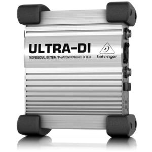 Behringer Ultra-di Di100 - Boite Direct
