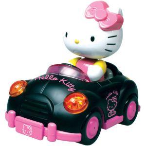 Nikko Voiture radiocommnadée Hello Kitty Car