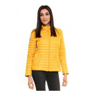 Waxx Doudounes Doudoune Femme CLOUDY jaune - Taille EU XXL,EU S,EU L,EU XL,EU XS