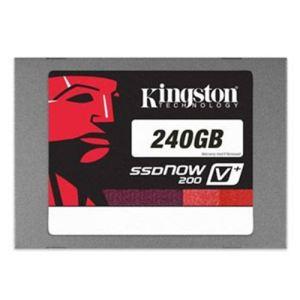 "Kingston SVP200S37A/240G - Disque SSDNow V+200 240 Go 2.5"" SATA III"