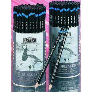 Derwent Crayon Sketching aquarellable 4B