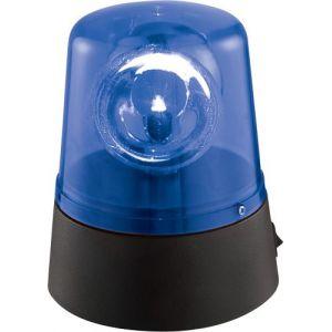 Ibiza Sound Gyrophare a Led Bleu a Piles Jdl008B