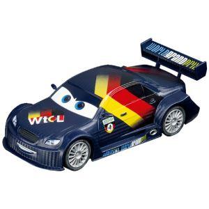 Carrera Toys 30613 - Max Schnell de Cars Disney Pixar pour circuit Digital 132
