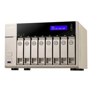 Qnap TVS-863+-16G - Serveur NAS 8 Baies