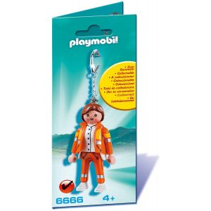 Playmobil 6666 - Porte-clés Secouriste