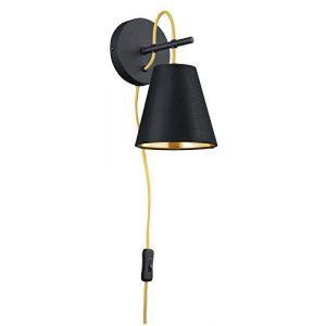 Image de Trio Applique design Andreus Noir Métal - Tissus 207500179