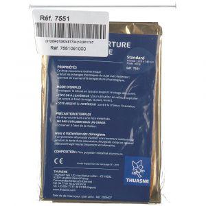 Thuasne Drap couverture Isotherme