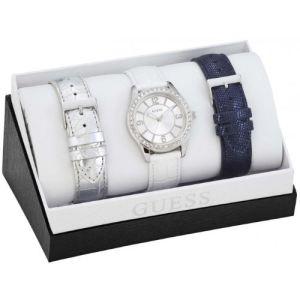 Guess W0351L - Coffret montre pour femme avec 3 bracelets