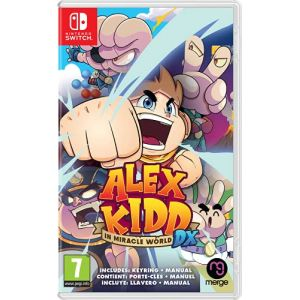 Alex Kidd in Miracle World DX (Nintendo Switch) [Switch]