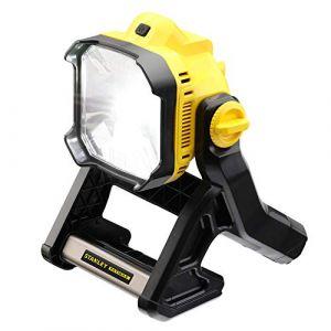 Stanley FMCL001B Lampe LED projecteur de chantier s. fil Flashlight 18V Li-ion