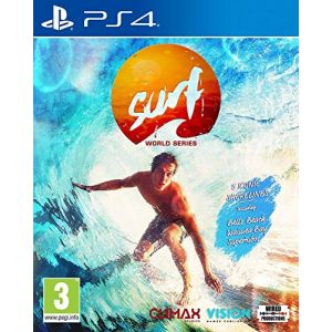 Surf World Series sur PS4