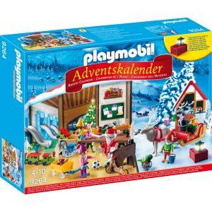 Playmobil 9264 - Christmas : Calendrier de l'avent