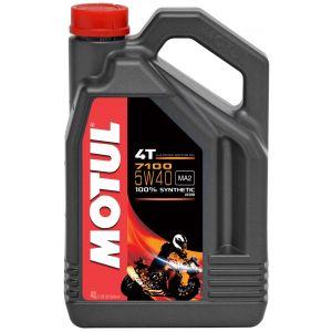 Motul Huile moteur 4T 7100 5W40 4L