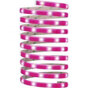 Paulmann Eclairage déco Bande YourLED Deco, set de base 70507 LED néon rose (fluorescent)