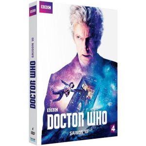 DOCTOR WHO Saison 10 [DVD]