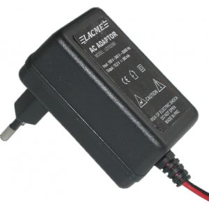 Image de Lacme Adaptateur secteur 12 V vers 230 V pour électrificateur Dual