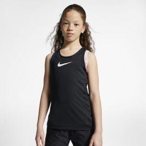 Nike Débardeur Pro pour Fille plus âgée - Noir - Taille L