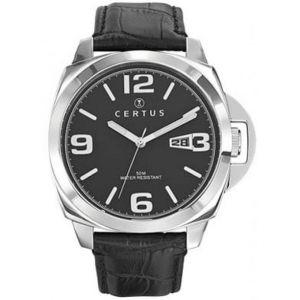 Certus 610790 - Montre pour homme avec bracelet en cuir