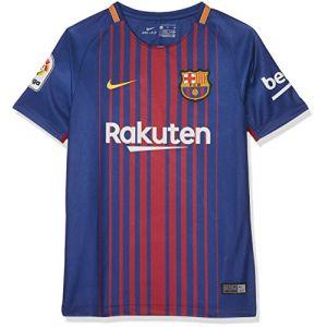 Nike Maillot Domicile Stadium Barcelone 2017-18 - Enfant