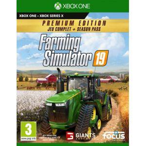 Farming Simulator 19 - Premium Edition (Xbox One) [XBOX One]