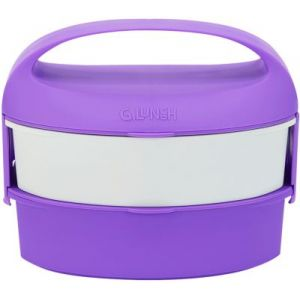 G.Lunch Lunch box Bento 1.3L Violet