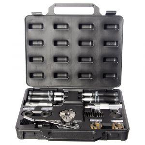 X-Tools Malette d'outils de filetage et de poinçonnage Pro pour boîtier de pédalier