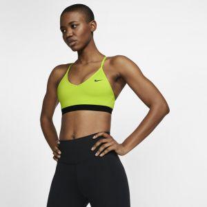 Nike Brassière à maintien léger Indy pour Femme - Vert - Taille L - Female