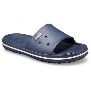 Crocs Crocband III Slide - Sandales de marche taille M13, bleu