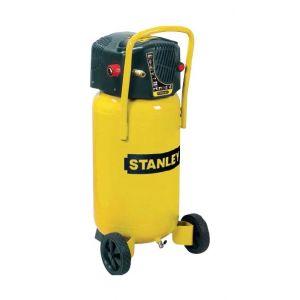 Stanley D 230/10/50V - Compresseur vertical sans huile 50L 10Bars 2 Cv