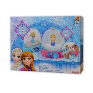 D'arpèje Peins tes boules à neiges La Reine des Neiges
