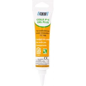 Geb COLLE PVC GEL PLUS 50 ml tube pegboardable
