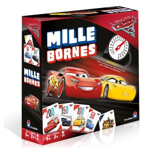 Dujardin Mille Bornes Cars 3