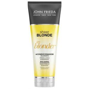John Frieda Sheer Blonde Go Blonder Soin Démêlant Éclaircissant 250ml