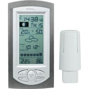 Technoline WS 9032 - Station météo température intérieure et extérieure et pression atmosphérique