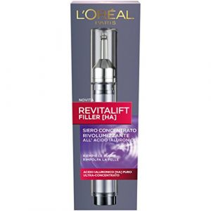 L'Oréal Revitalift Filler [HA] Siero Concentrato Rivolumizzante All'acido Ialuronico - 16 ml