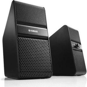 Yamaha NX-50 - Enceintes multimédia amplifiées paire