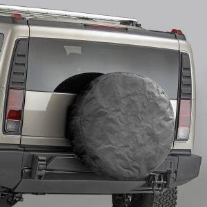 Carpoint Housse de protection pour roue de secours de 4x4 (15 et 16 pouces)