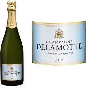 Champagne d 39 entr e de gamme comparer les prix sur for Champagne delamotte prix