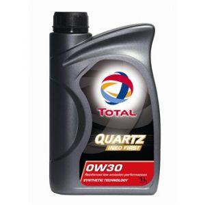 Total Huile moteur QUARTZ INEO FIRST 0W30 Essence 1 L