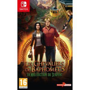 Les Chevaliers de Baphomet 5: La Malédiction du Serpent [Switch]